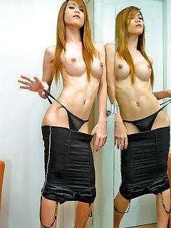 Big Tits Ladyboy Porn Pics
